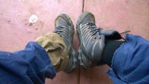 C'est franchement utile ces protections pour chaussure!