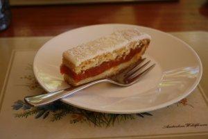 Dried apricot tart (5)