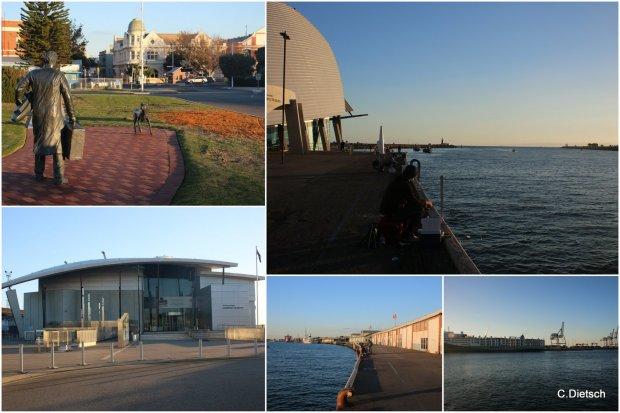Fremantle Perth sea museum